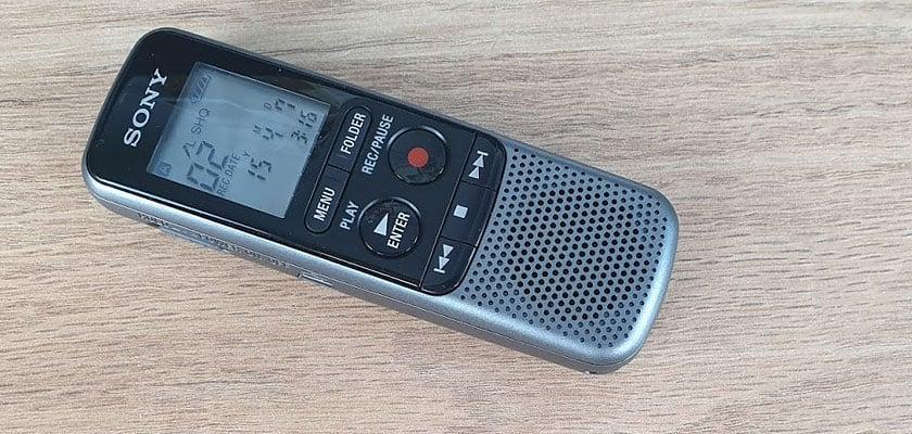 Sony ICD-PX240 Diktiergerät - Keyvisual
